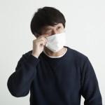 マスク 息が目に入らない方法