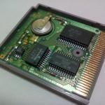 セーブ出来ないゲームボーイソフトの電池交換する方法 特殊ネジは交換不可